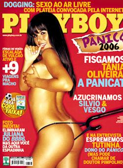 playboy 368 | Tania Oliveira panicat