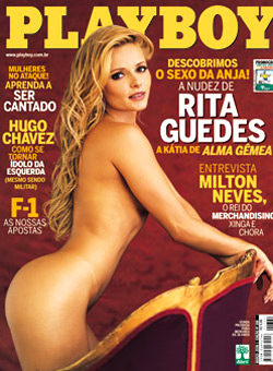 playboy 369 | Rita Guedes