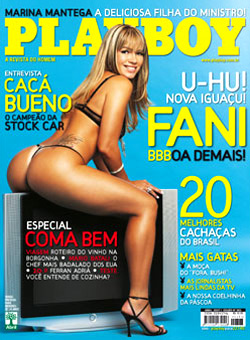 playboy 383 | Fani Pacheco