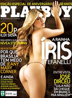 playboy 387 | iris Stefanelli