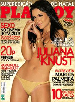 playboy 391 | Juliana Knust