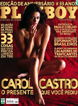 playboy 399 | Carol Castro