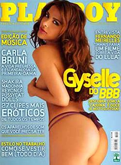 playboy 400 | Gyselle Soares