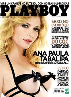 playboy 401 | Ana Paula Tabalipa