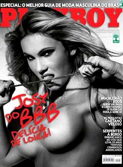 playboy 408 | Josiane Oliveira
