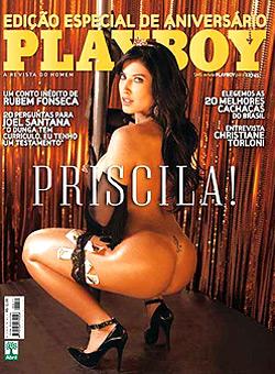 playboy 411 | Priscila Pires