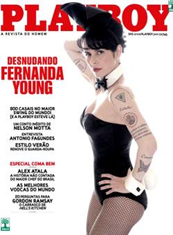 playboy 414 | Fernanda Young