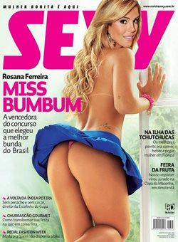 sexy 385 | Rosana Ferreira Miss Bumbum
