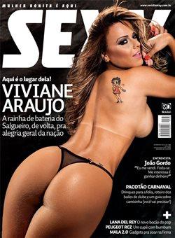 sexy 386 | Viviane Araujo