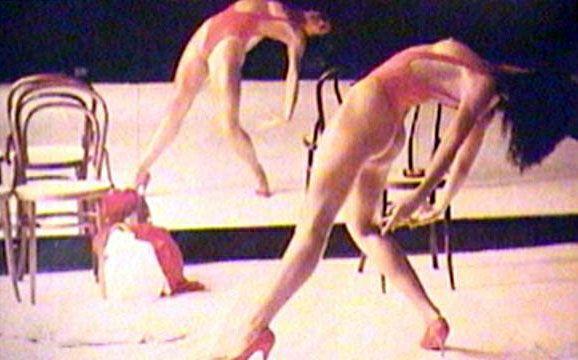 10 Fotos Claudia Raia como Maria Claudia pelada