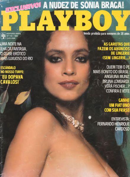 Fotos Sonia Braga nua, Fotos da Sonia Braga na playboy, todas as fotos pelada, playboy de setembro de 1984