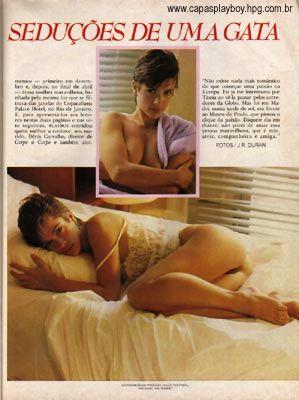 6 playboy de junho de 1985