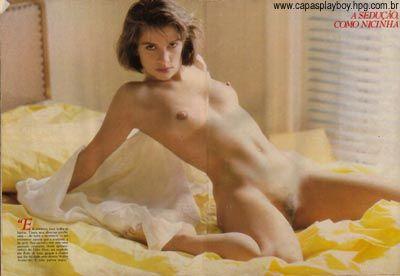 8 playboy de junho de 1985