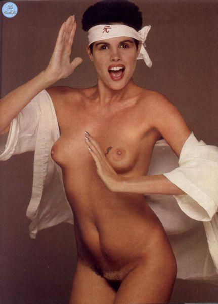 Fotos Monique Evans nua, Fotos da Monique Evans na playboy, todas as fotos pelada, playboy de julho de 1985