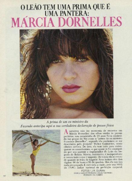 5 Fotos Marcia Dornelles nua