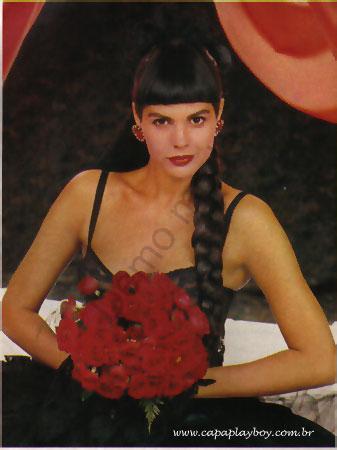 Fotos Monique Evans nua, Fotos da Monique Evans na playboy, todas as fotos pelada, playboy de junho de 1986