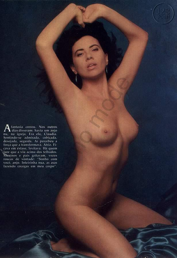 Fotos Claudia Alencar nua, Fotos da Claudia Alencar na playboy, todas as fotos pelada, playboy de março de 1987