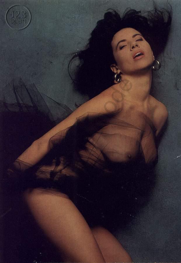 6 Fotos Claudia Alencar pelada
