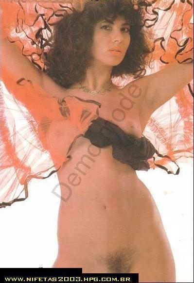 8 Fotos Claudia Alencar pelada