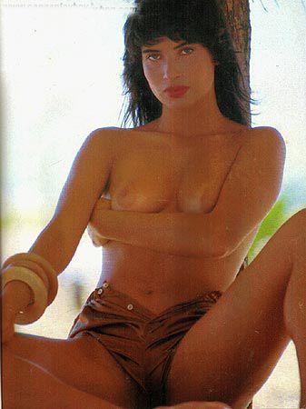 Fotos Isadora Ribeiro nua, Fotos da Isadora Ribeiro na playboy, todas as fotos pelada, playboy de fevereiro de 1988