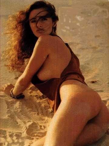 Fotos Luma de Oliveira nua, Fotos da Luma de Oliveira na playboy, todas as fotos pelada, playboy de março de 1988