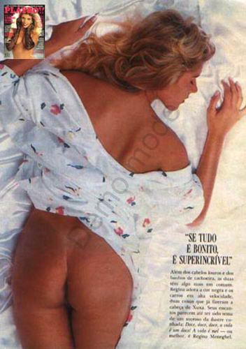 Fotos Regina Meneghel nua, Fotos da Regina Meneghel na playboy, todas as fotos pelada, playboy de maio de 1989