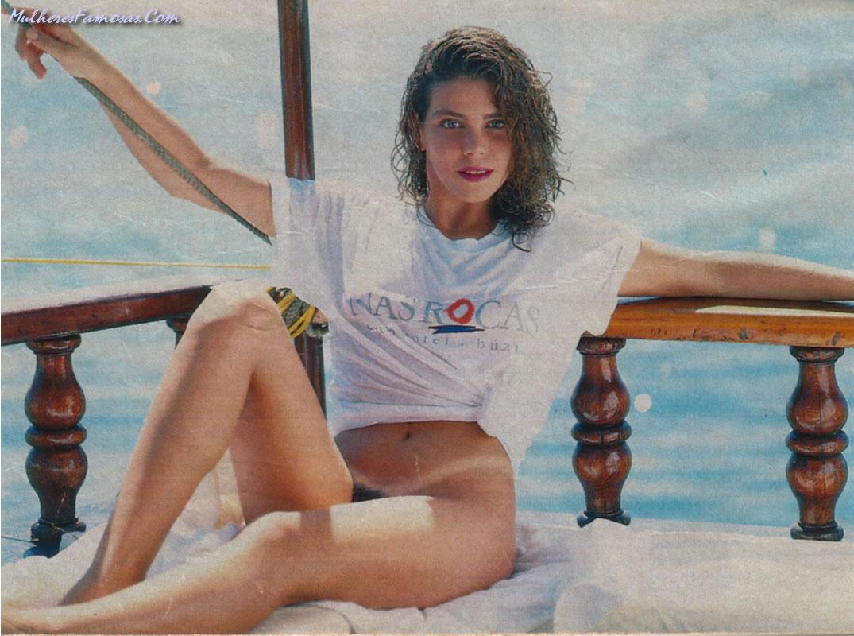 Fotos Gisele Fraga nua, Fotos da Gisele Fraga na playboy, todas as fotos pelada, playboy de setembro de 1989