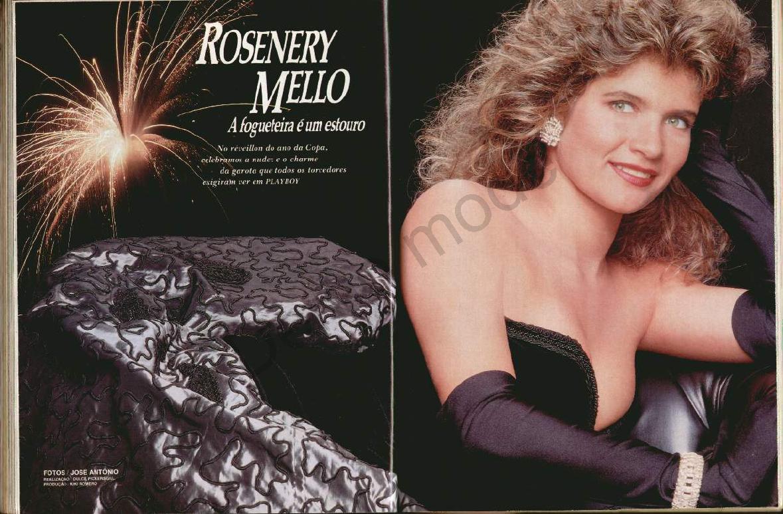 4 Fotos Rosenery Melo nua