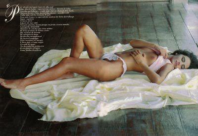 5 Fotos Luma de Oliveira pelada