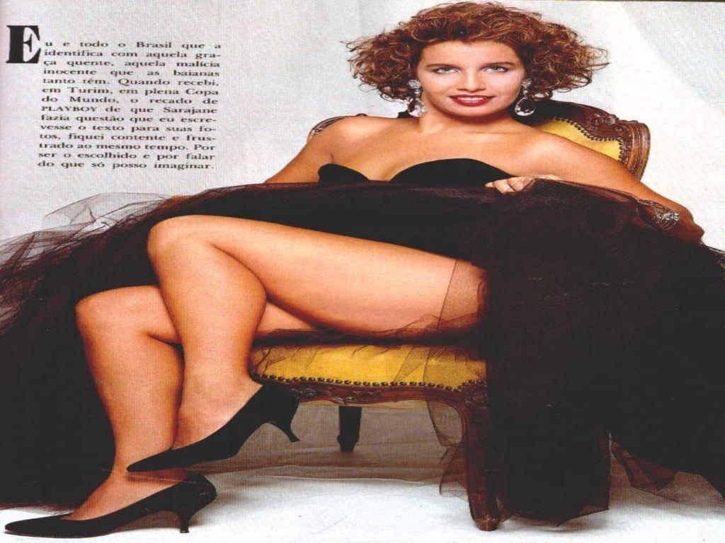 Fotos Sarajane e Rosana Rodrigues nua, Fotos da Sarajane e Rosana Rodrigues na playboy, todas as fotos pelada, playboy de julho de 1990