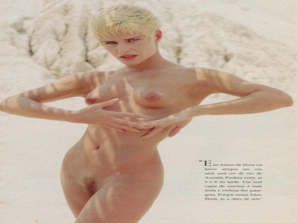5 Fotos Doris Giesse pelada