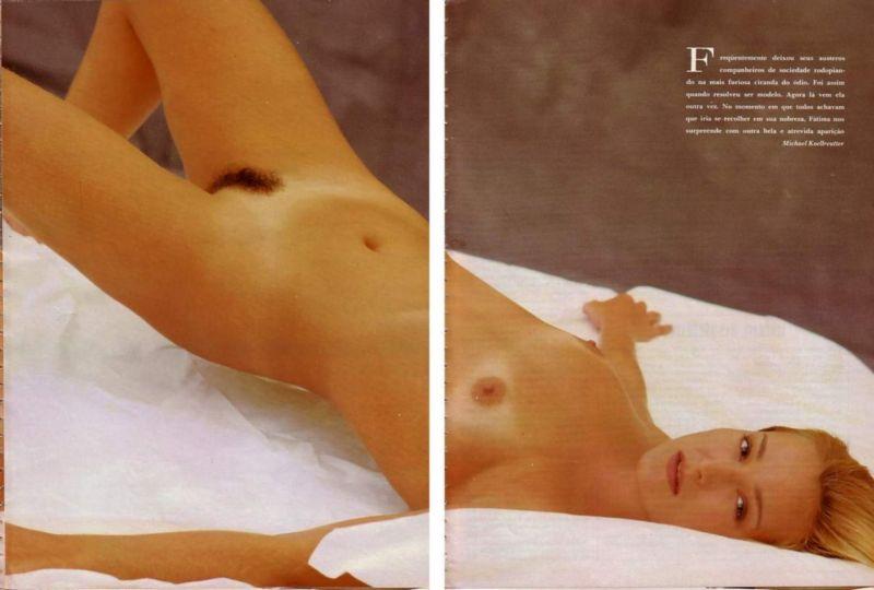 4 Fotos Fatima Muniz Freire pelada
