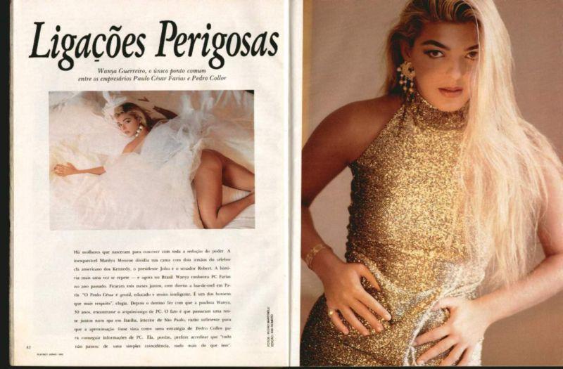 4 playboy de junho de 1992