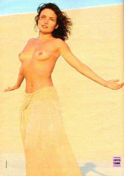 Fotos Luiza Tome nua, Fotos da Luiza Tome na playboy, todas as fotos pelada, playboy de dezembro de 1993