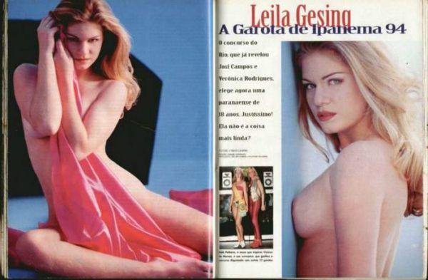 Fotos Leila Gesing nua, Fotos da Leila Gesing na playboy, todas as fotos pelada, playboy de setembro de 1994
