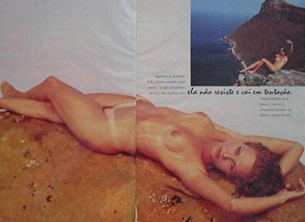 7 Fotos Kelly Christie pelada