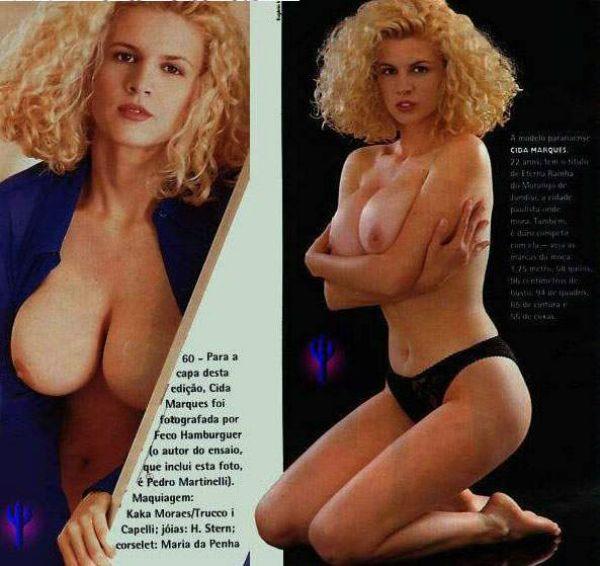 Fotos Cida Marques nua, Fotos da Cida Marques na playboy, todas as fotos pelada, playboy de abril de 1997