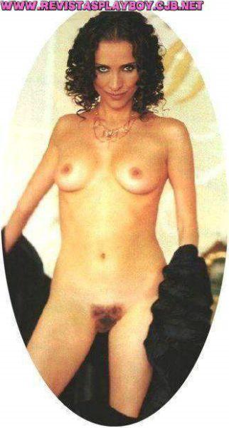 Capa da playboy de maio  de 1997 com a Gabriela Alves
