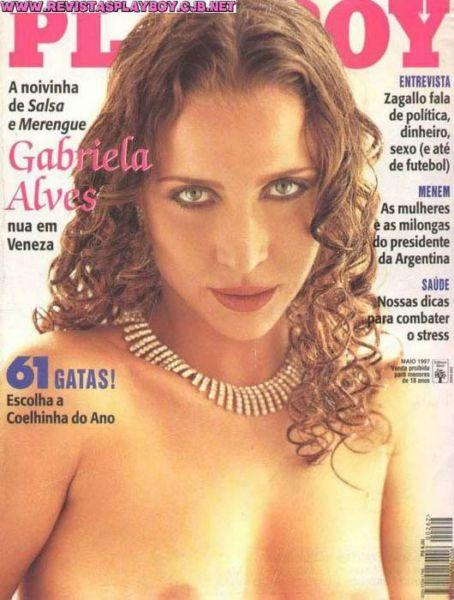 Fotos Gabriela Alves nua, Fotos da Gabriela Alves na playboy, todas as fotos pelada, playboy de maio de 1997