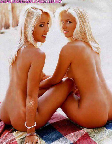 14 Fotos Nadia e Viviane As Ronaldinhas pelada