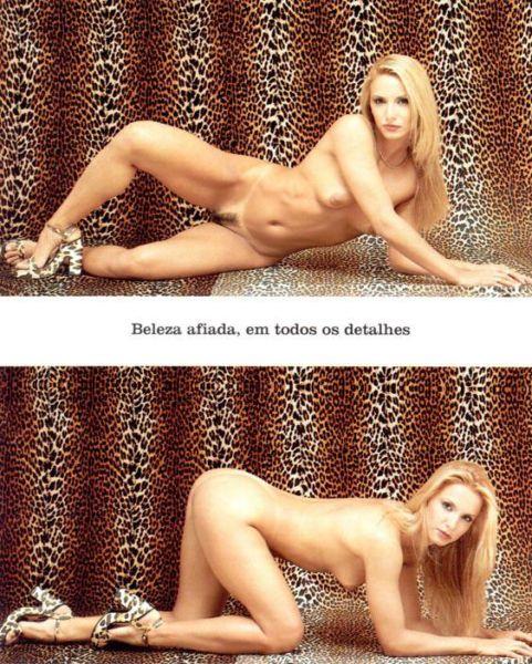 7 Fotos Alessandra Matos pelada