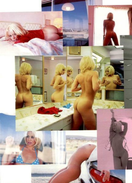6 Fotos Danielle Winits pelada