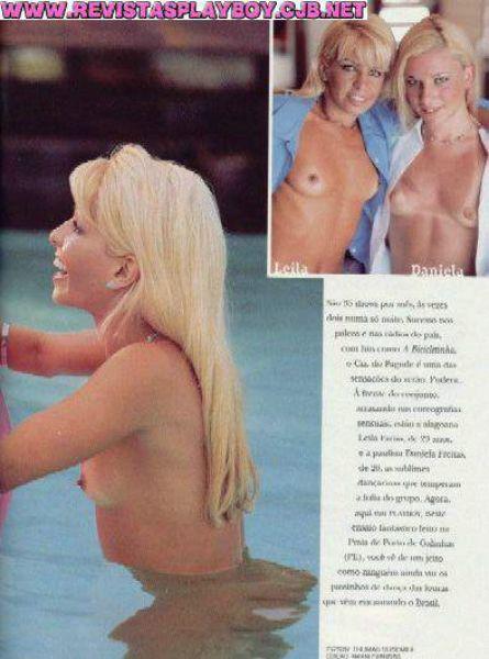 3 Fotos Loiras da Companhia do Pagode pelada