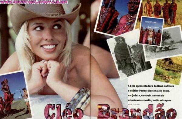 3 Fotos da playboy edição 286