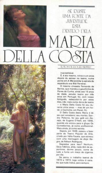 Fotos Bibi Vogel nua, Fotos da Bibi Vogel na playboy, todas as fotos pelada, playboy de outubro de 1975