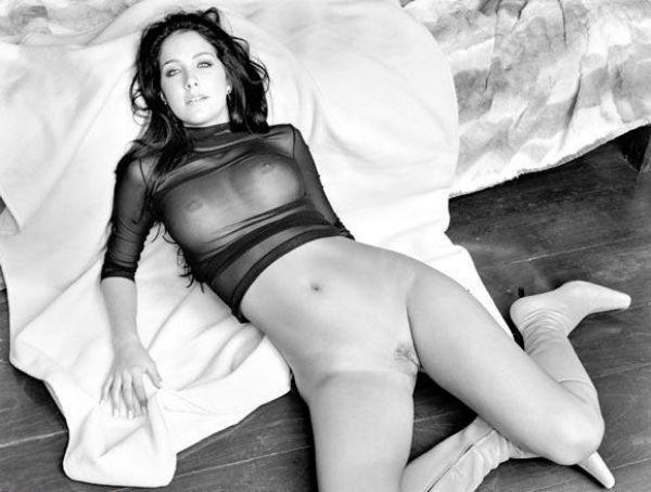 3 Fotos Helen Ganzarolli pelada