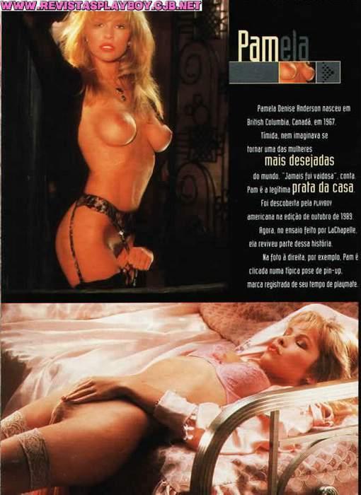 4 Fotos Pamela Anderson nua