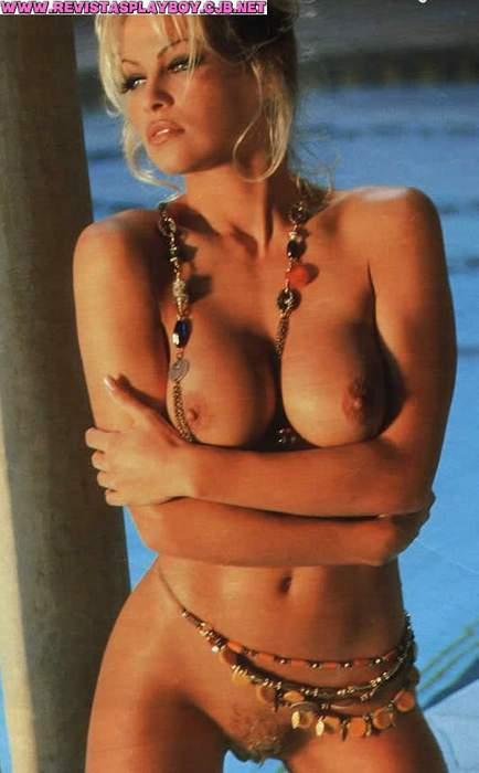 7 Fotos Pamela Anderson pelada
