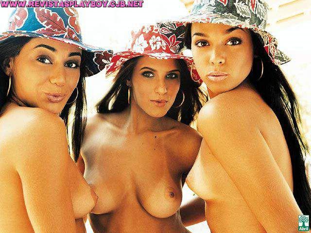 3 Fotos Garotas da Brahma pelada