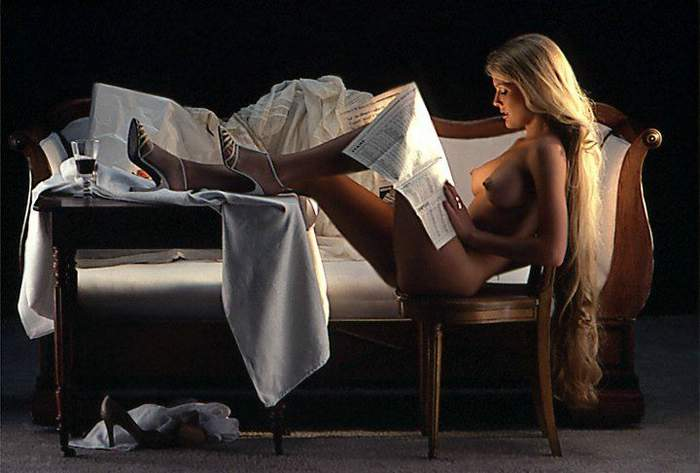 12 Fotos Debra Jo Fondren pelada